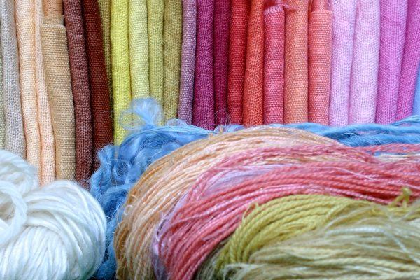 Tintura filati e tessuti